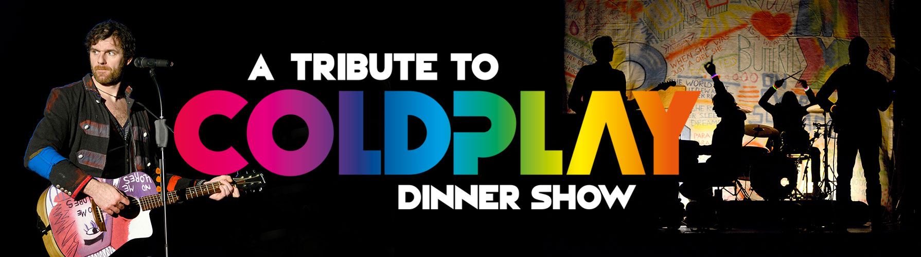 A TRIBUTE TO COLDPLAY - Ticket kaufen - Termine - WORLD of DINNER