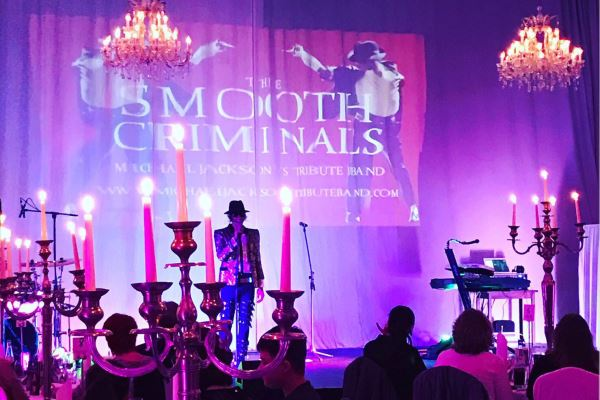Michael Jackson Tribute mit Smooth Criminals und David MJ30