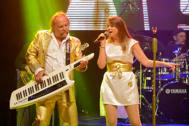 The Tribute Stageshow mit ABBA DELUXE