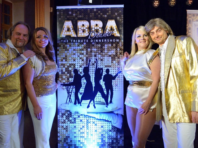 A Tribute to ABBA Dinnershow