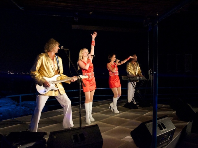 ABBA SUMMER PARTY