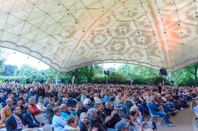 Volles Haus beim COMEDY FESTIVAL 2017