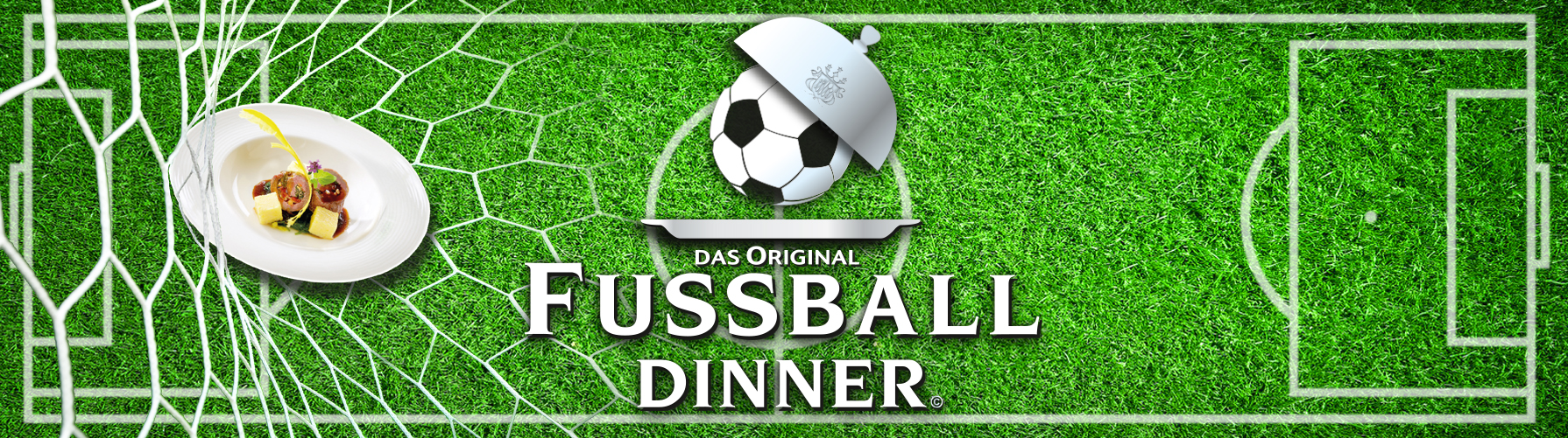 Das Original Fußball Dinner von WORLD of DINNER