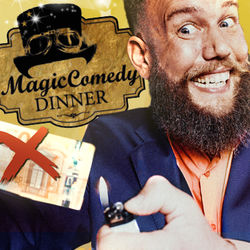 MAGIC COMEDY DINNER