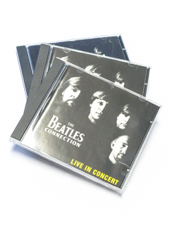 The Beatles Connection - CD: Live in Concert